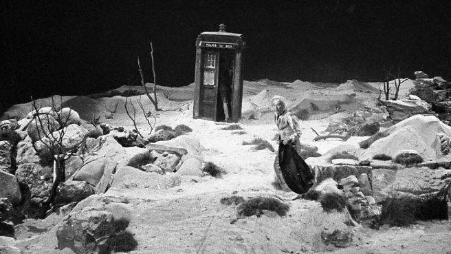 An Unearthly Child - The Doctor and the TARDIS