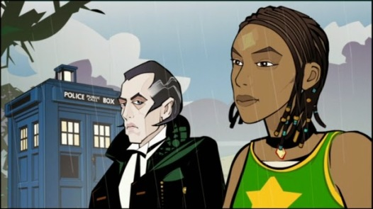 scream of the shalka 2