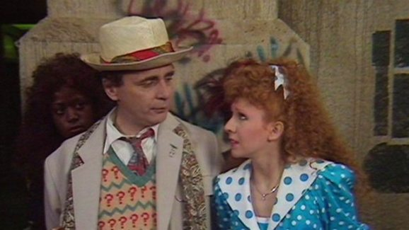paradise towers doctor and mel