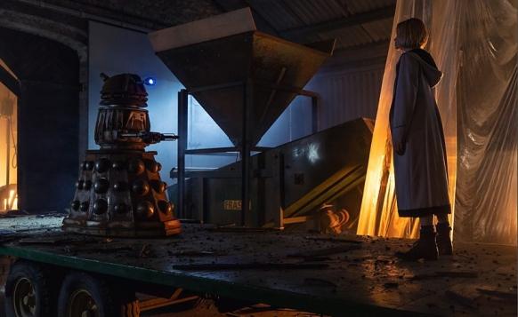 Dalek Doctor Resolutin