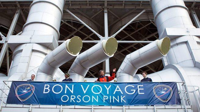Orson Pink