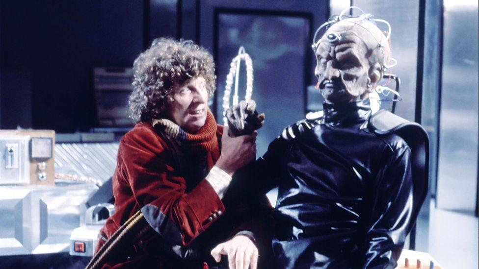 The Doctor Davros Genesis