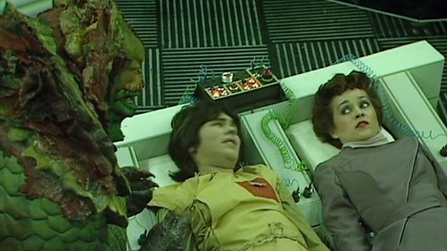 Visitation Adric and Tegan