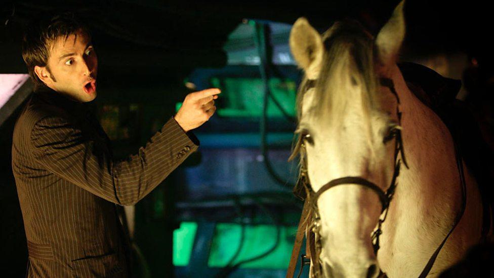 TGIF Doctor and Arthur