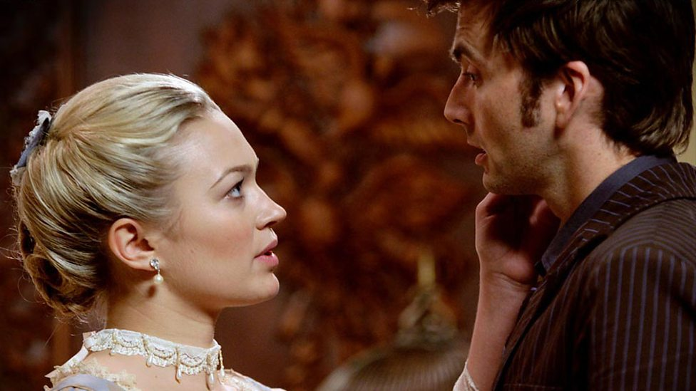 TGIF Doctor and Reinette