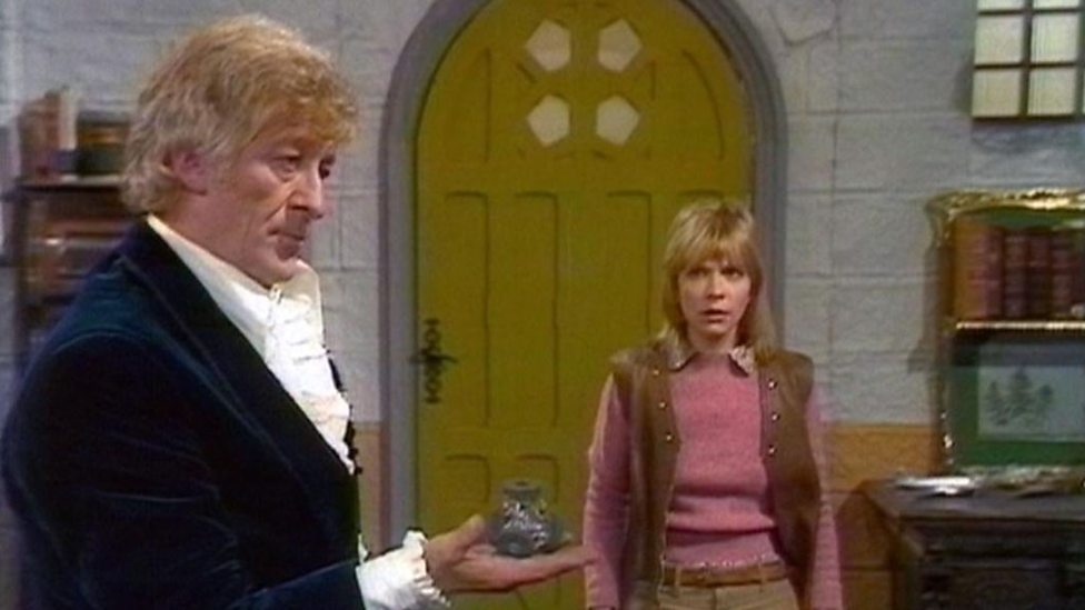 The Doctor and Jo