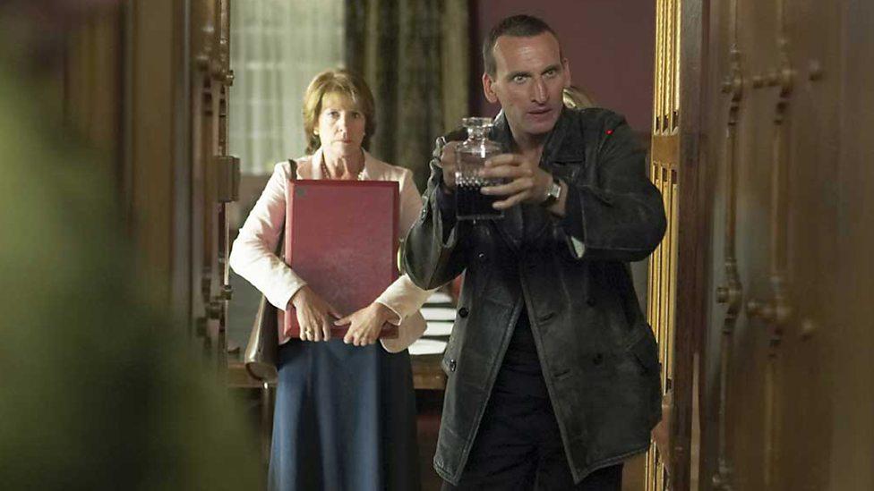 World War Three Doctor and Harriet