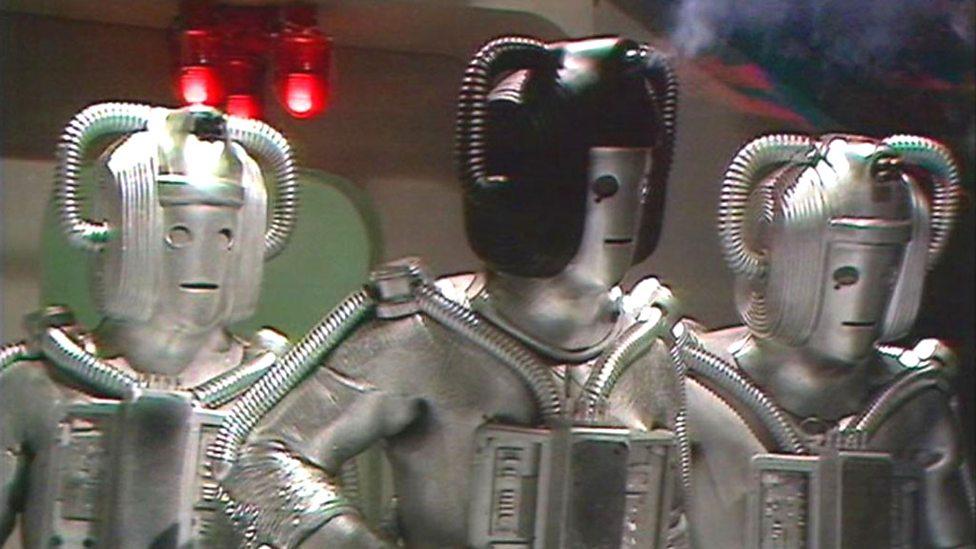 Revenge of the Cybermen Cybermen