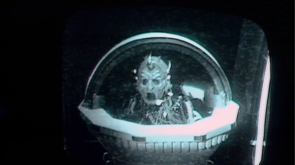 Remembrance of the Daleks Davros