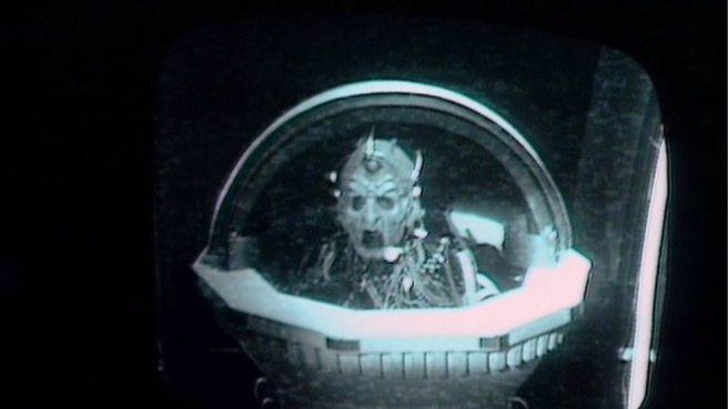 Remembrance of the Daleks Davros