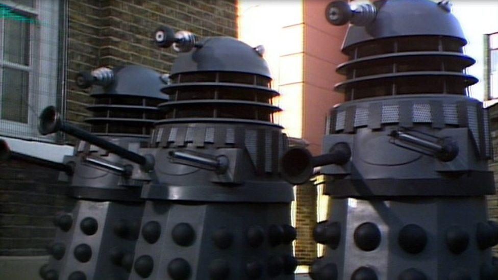 Renegade Daleks