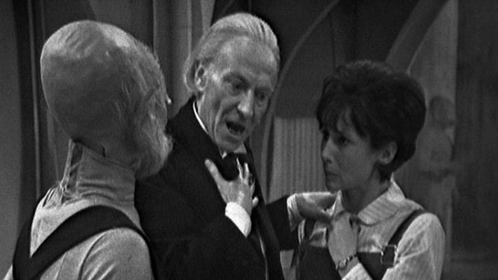The Sensorites Doctor and Susan
