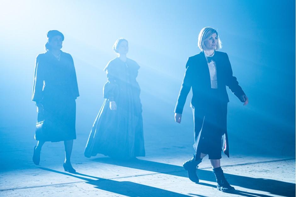 The Doctor Ada and Inaya