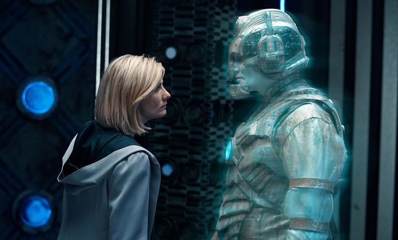 Ascension of the Cybermen Ashad