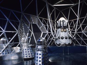 Evil of the Daleks - Dalek Emperor