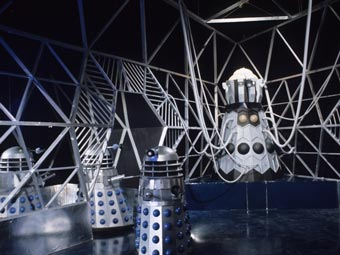 Evil of the Daleks - Dalek Emperor