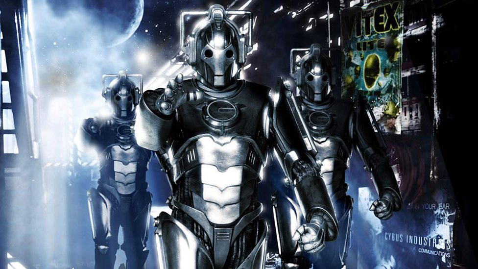 The Age of Steel - Cybermen