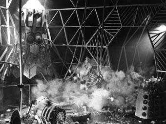 The Evil of the Daleks - Destruction of the Daleks