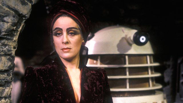 Revelation of the Daleks - Kara
