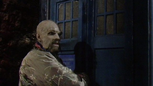 Time-Flight Kalid and the TARDIS
