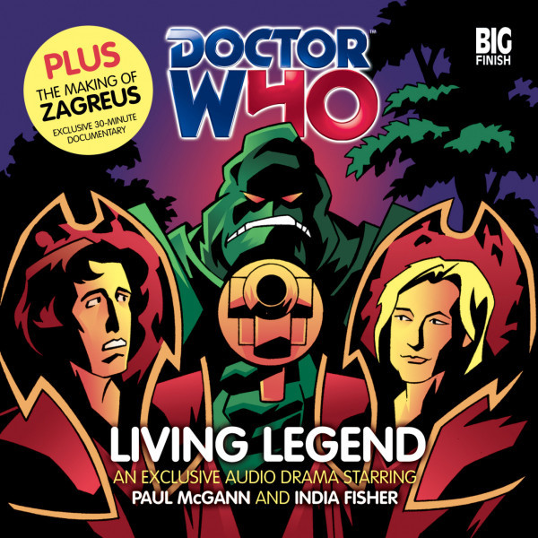 Doctor Who - Living Legend